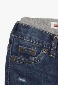 Levi's® - MURPHY PULL ON PANT BABY - Straight leg jeans - blue denim - 3