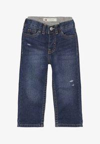 Levi's® - MURPHY PULL ON PANT BABY - Straight leg jeans - blue denim - 2