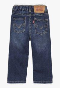 Levi's® - MURPHY PULL ON PANT BABY - Straight leg jeans - blue denim - 1