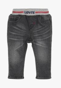 Levi's® - PULL ON SKINNY BABY - Skinny džíny - grey denim - 0