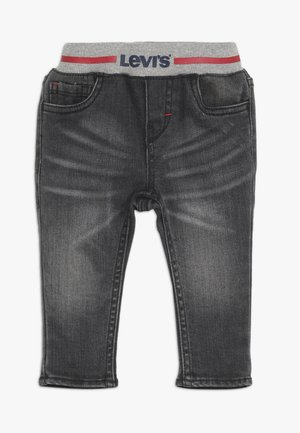 PULL ON SKINNY BABY - Skinny džíny - grey denim