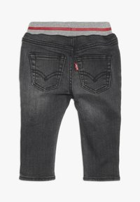 Levi's® - PULL ON SKINNY BABY - Skinny džíny - grey denim - 1