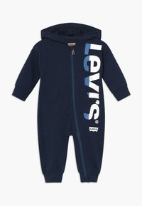 Levi's® - COLORED ZIP PLAY ALL DAY - Jumpsuit - dress blues - 0