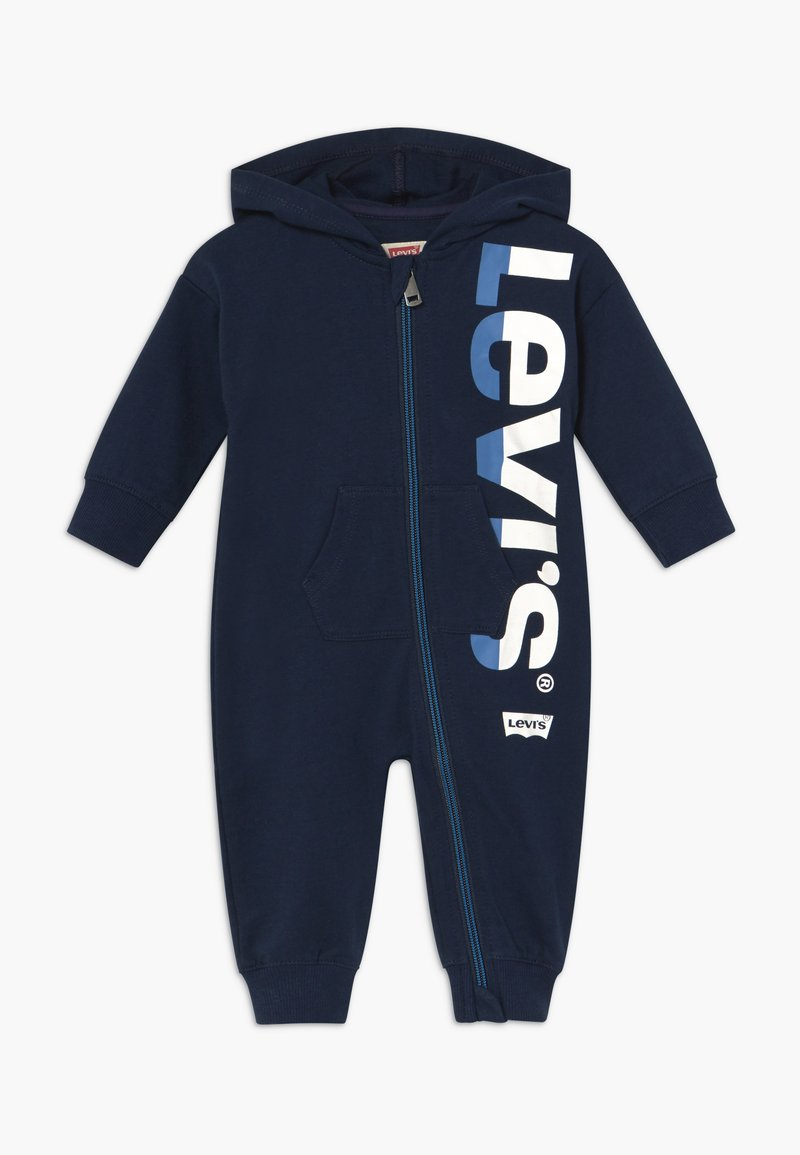Levi's® - COLORED ZIP PLAY ALL DAY - Jumpsuit - dress blues