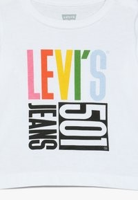 Levi's® - GRAPHIC TEE BABY  - Long sleeved top - white - 3