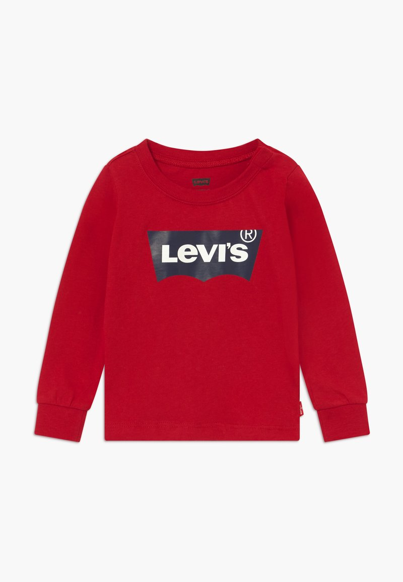 Levi's® - BATWING - Longsleeve - red
