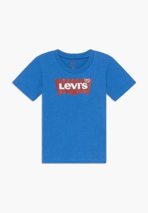 BATWING TEE - T-shirt imprimé - prince blue