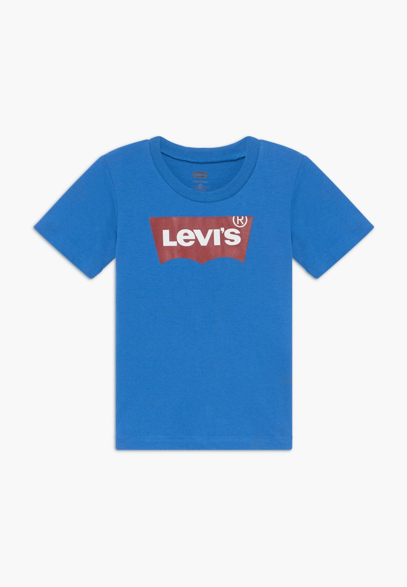 Levi's® - BATWING TEE - T-shirts med print - prince blue