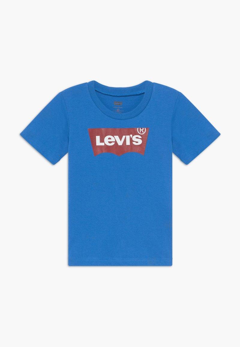 Levi's® - BATWING TEE - T-shirt imprimé - prince blue