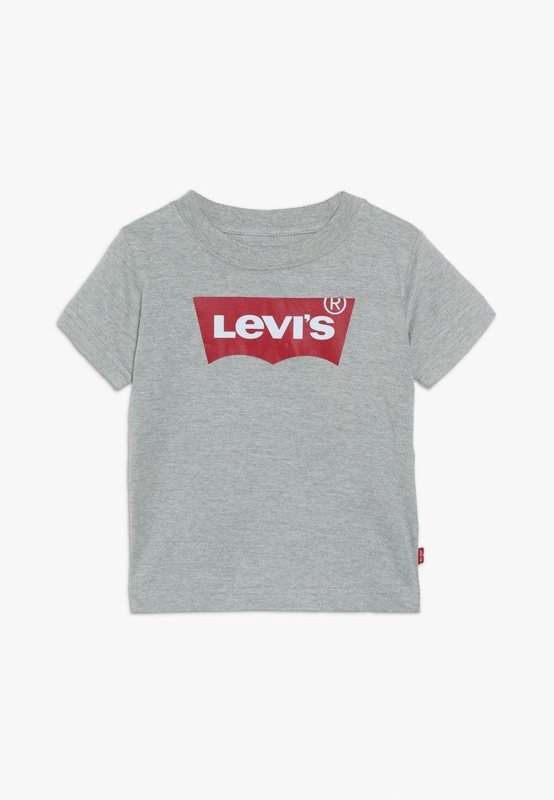 Levi's® - BATWING TEE - T-shirt print - grey heather