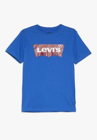 Levi's® - BATWING TEE - T-shirt con stampa - princess blue - 0