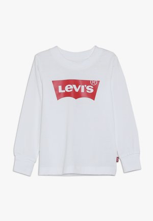 BATWING - Long sleeved top - white