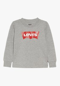 Levi's® - BATWING - Long sleeved top - grey heather - 0