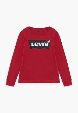 BATWING - Bluzka z długim rękawem - red