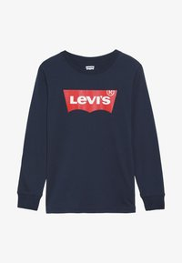Levi's® - BATWING - Top sdlouhým rukávem - dress blues - 3