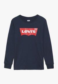 Levi's® - BATWING - Top sdlouhým rukávem - dress blues - 0