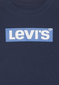Levi's® - BOX TAB TEE - Pitkähihainen paita - dress blues/prince blue - 3