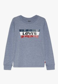 Levi's® - BATWING TEE - Topper langermet - navy heather - 0