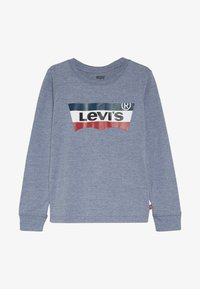 Levi's® - BATWING TEE - Long sleeved top - navy heather - 2