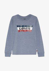 Levi's® - BATWING TEE - Camiseta de manga larga - navy heather - 2