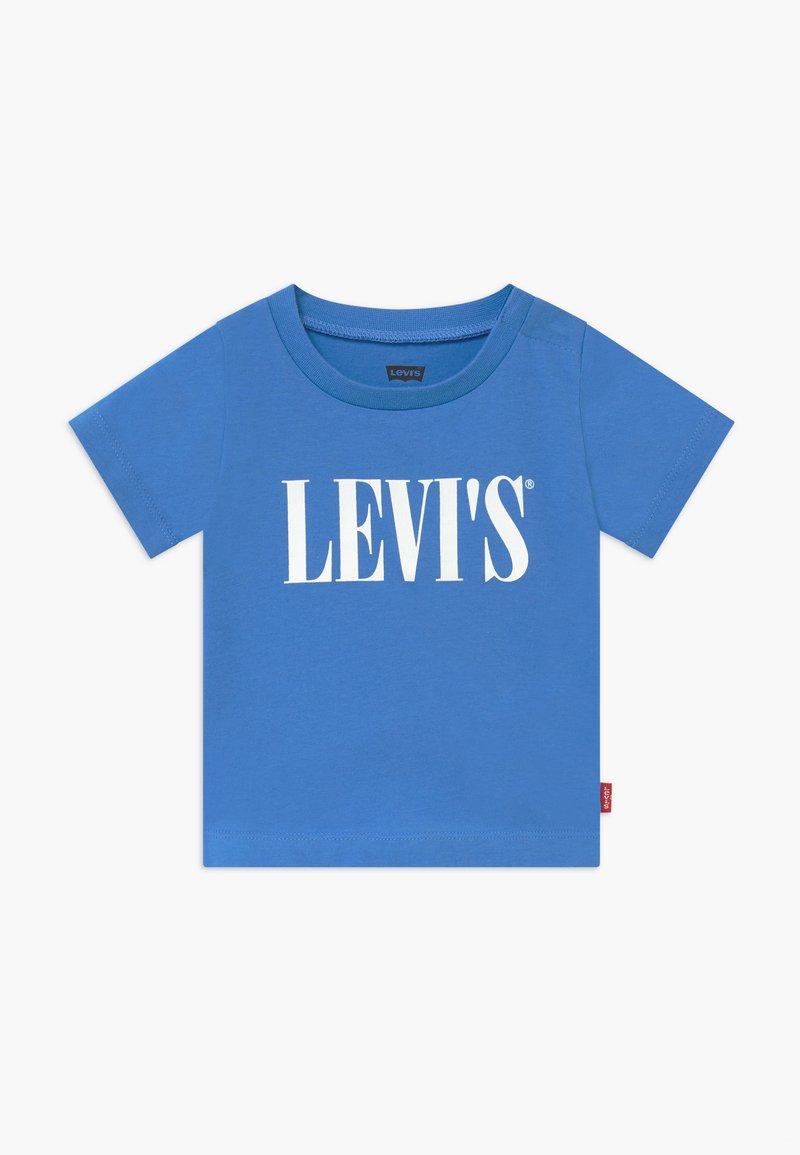 Levi's® - GRAPHIC TEE - Triko spotiskem - marina