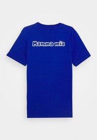 Levi's® - LUIGI MAMMA MIA TEE - Print T-shirt - game royal - 1