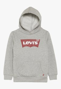 Levi's® - BATWING SCREENPRINT HOODIE - Huppari - grey heather - 0