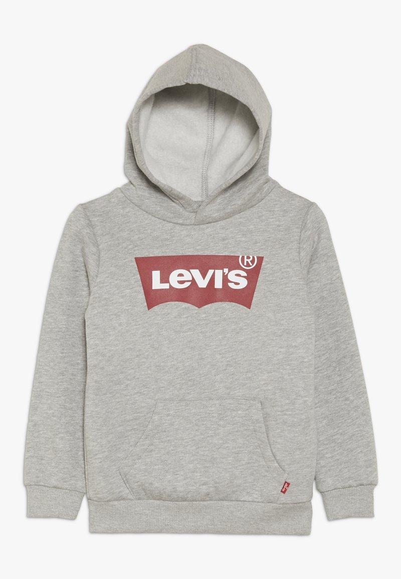 Levi's® - BATWING SCREENPRINT HOODIE - Hoodie - grey heather
