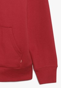 Levi's® - BATWING SCREENPRINT HOODIE - Jersey con capucha - red/white - 2