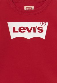 Levi's® - BATWING CREWNECK - Sweater - levi's red/white - 3