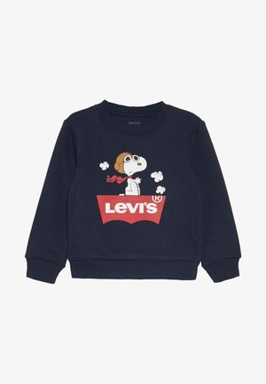SNOOPY PILOT CREW - Sweater - obsidian