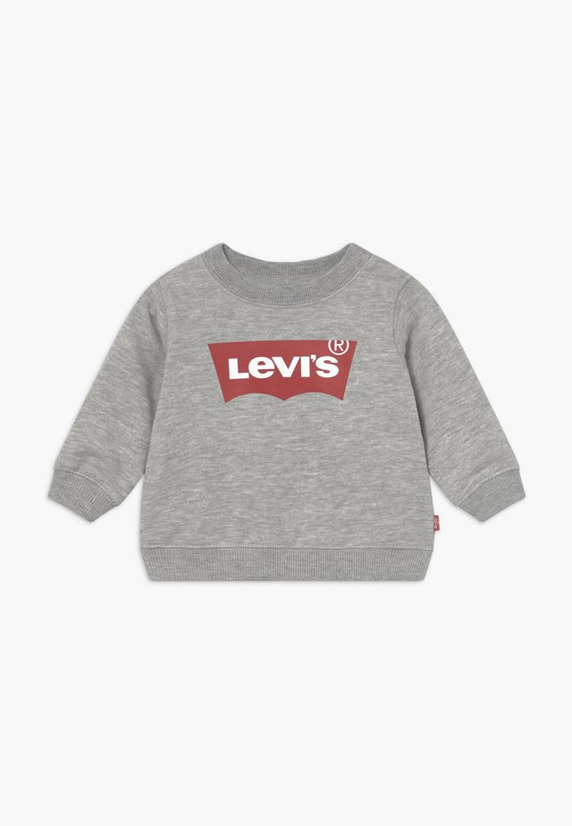 BATWING CREW - Sweatshirt - grey heather