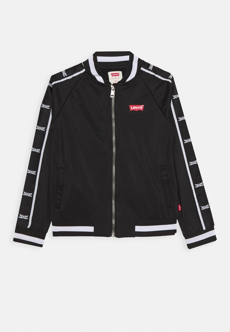 Levi's® - OUTERWEAR - veste en sweat zippée - black