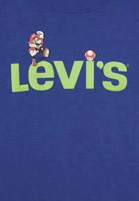 Levi's® - LEVIS MARIO ICONS CREWNECK - Sweatshirt - game royal - 3