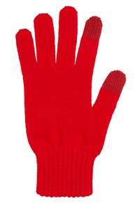 Levi's® - NEW TOUCH SCREEN GLOVES - Gloves - brilliant red - 2