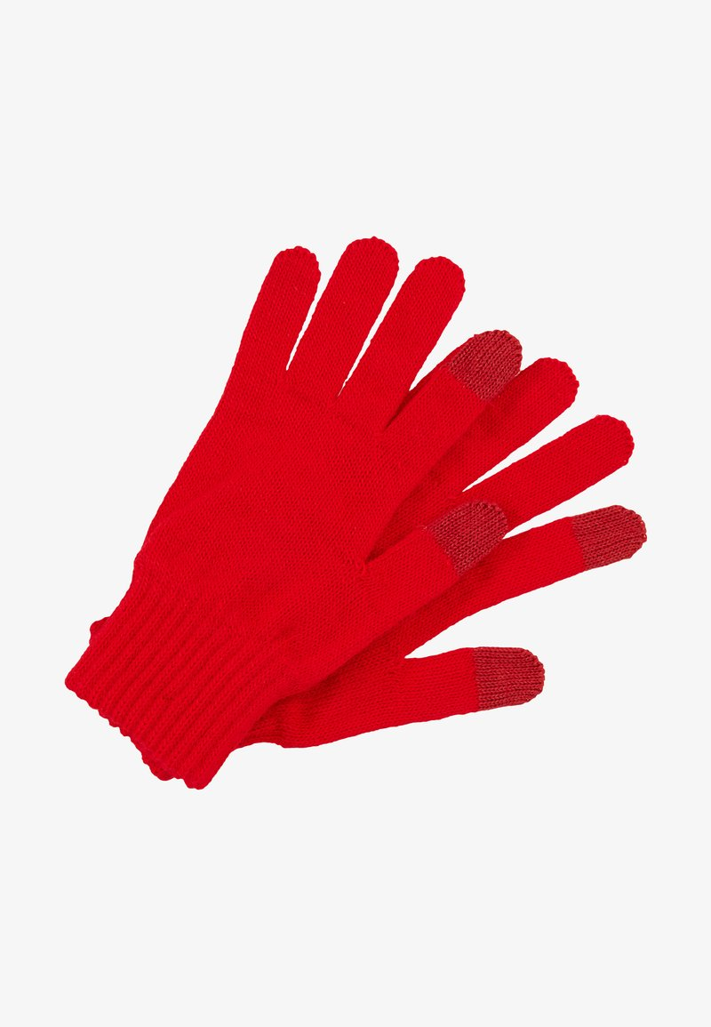 Levi's® - NEW TOUCH SCREEN GLOVES - Gloves - brilliant red