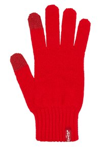 Levi's® - NEW TOUCH SCREEN GLOVES - Gloves - brilliant red - 1