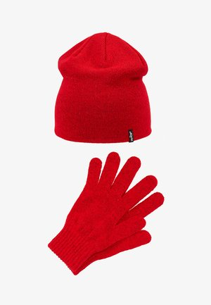 RUBY GIFT SET - Guantes - brilliant red