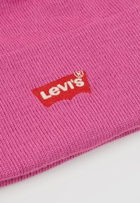 Levi's® - BATWING EMBROIDERED SLOUCHY BEANIE - Čepice - pink - 4
