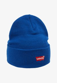 Levi's® - BATWING EMBROIDERED SLOUCHY BEANIE - Beanie - royal blue - 3