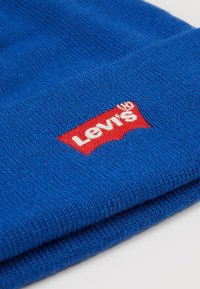 Levi's® - BATWING EMBROIDERED SLOUCHY BEANIE - Beanie - royal blue - 4