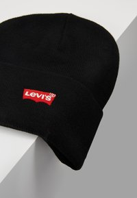 Levi's® - BATWING EMBROIDERED SLOUCHY BEANIE - Berretto - regular black