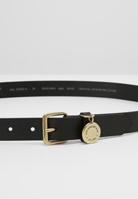 Levi's® - FASHION CHARM BELT - Pásek - regular black - 4