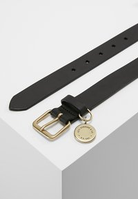 Levi's® - FASHION CHARM BELT - Pásek - regular black - 2