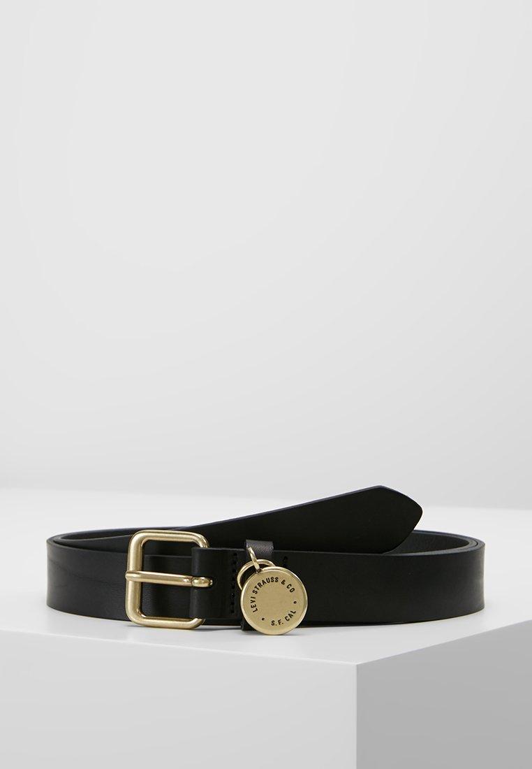 Levi's® - FASHION CHARM BELT - Pásek - regular black