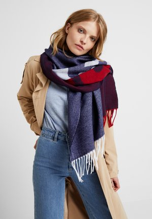 SPORT WRAP - Huivi - navy blue