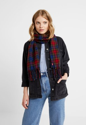 INGUADONA PLAID OBLONG - Sjaal - red