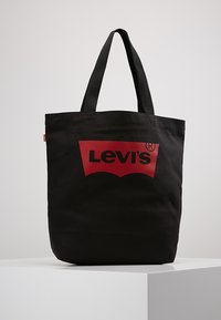 Levi's® - BATWING TOTE - Shoppingveske - regular black - 0