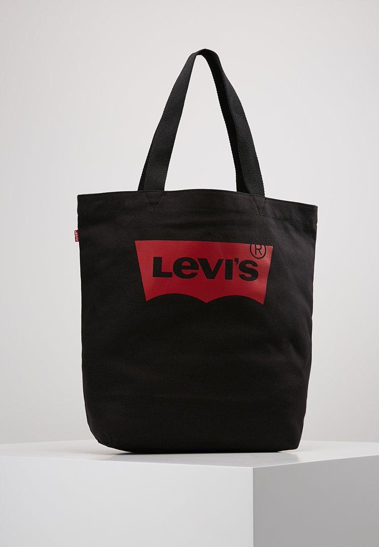 Levi's® - BATWING TOTE - Tote bag - regular black