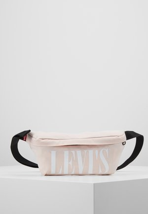 BANANA SLING SERIFF - Bum bag - regular pink